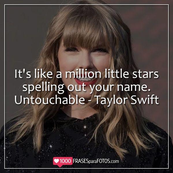Imágenes con frases de música para títulos de fotos en Instagram Taylor Swift